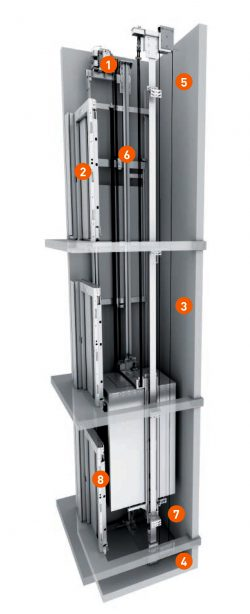 mb range commercial lifts