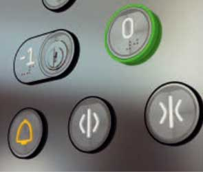 CAR PUSH BUTTONS